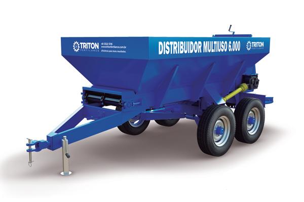 Distribuidor Multiuso 6000KG