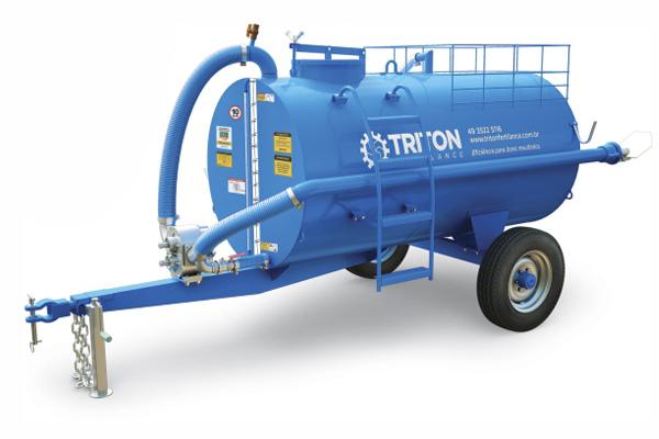 Tanque para Água 4000L